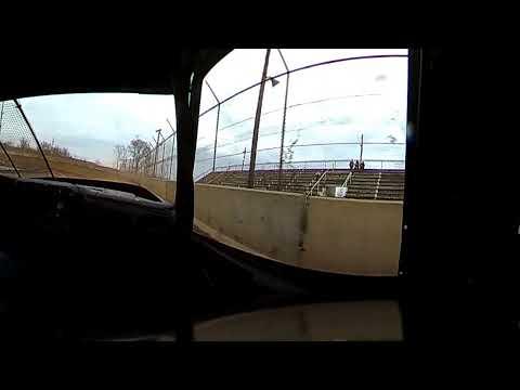 Chad Roush Truck Enduro Legendary Hilltop Speedway 12/10/17  part 3