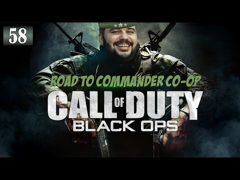 RTC BO1 CO-OP XONE #58 | Rambo do Call of Duty