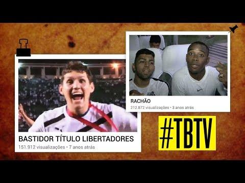 TBTV #03 |  TRI DA LIBERTA, RESENHA DE ROBINHO E COMENTÁRIOS POLÊMICOS