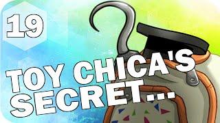 Fnaf: Toy Chica's SECRET | Fnaf Theory #19