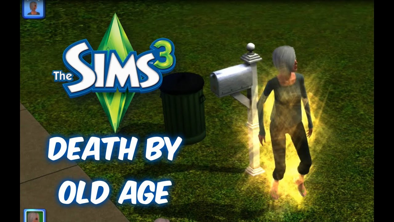 sims 4 how to make a sim not age