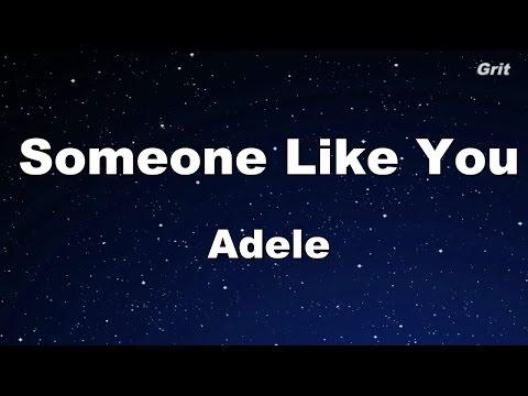 Someone Like You [ Karaoke Duet with Taehyung ]