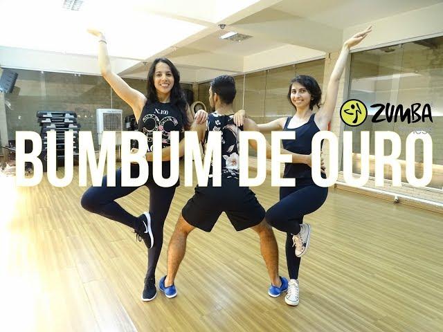 Gloria Groove - Bumbum De Ouro - Zumba (Samba)