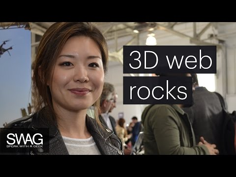 3D Web vs 2D Web! 3D Web Fest 2016