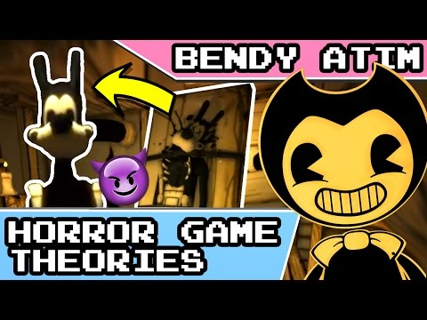 Bendy and the Ink Machine Theories: Why is Boris Alive? 😈