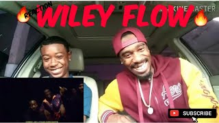 STORMZY - WILEY FLOW | Reaction W/ Strange Millions & T3