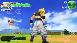 Hướng dẫn chơi dragonball tenkaichi tag team