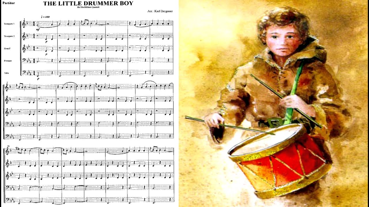 The Little Drummer Boy (Christmas song) - Mr. Roman - YouTube