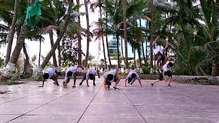DANCE CHOREOGRAPHY ON CHIKNI CHAMELI BY V FLAMES GROUP