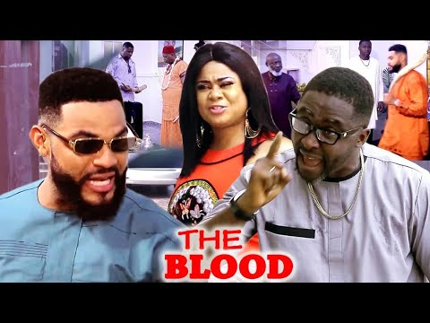 THE BLOOD 1\u00262 (NEW MOVIE) ONNY MICHAEL \u0026 UJU OKOLI 2021 LATEST NIGERIAN MOVIE