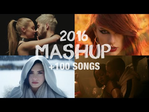 Pop Songs World 2016 - Mashup [+100 Songs] (Happy Cat Disco)