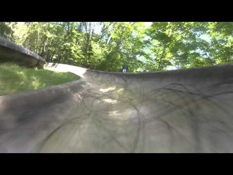 Alpine Slide at Attitash, NH - GoPro Hero2