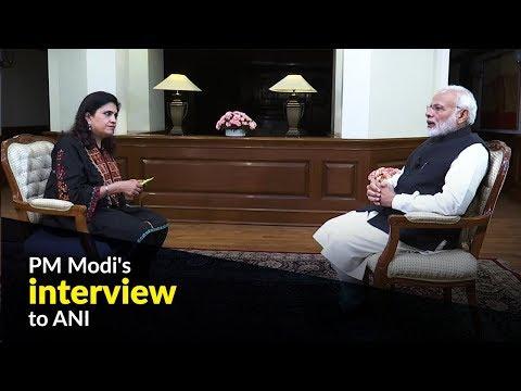 PM Modi's interview to ANI