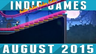 Top 10 Best Indie Games of the Month - August 2015