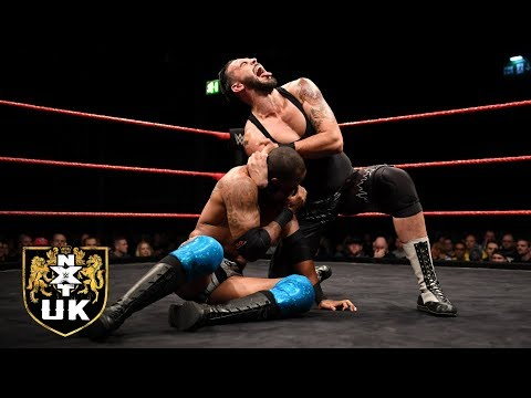 Eddie Dennis vs. Ashton Smith: NXT UK, Nov. 28, 2018