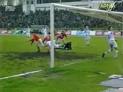 Матчи ФК Спартак в 1996 году