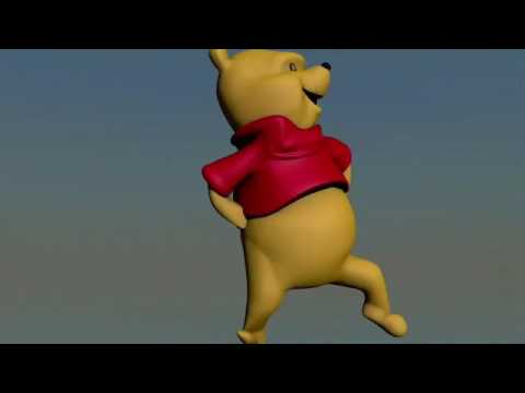 "Winnie Pooh performing ""My Neck, My Back"" By Khia"
