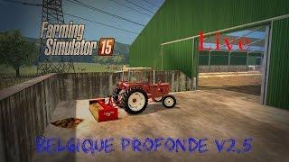 Live sur FS 15 | Belgique Profonde v2.5 | 20h30