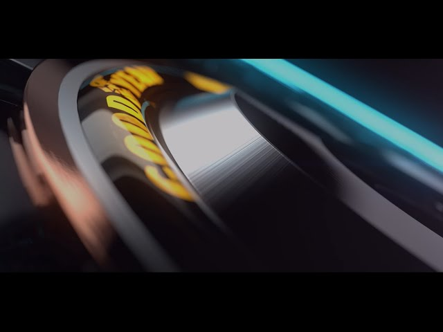 Goodyear reCharge Concept – Making Tire Changing Easy with Customized Capsules that Renew your Tires