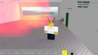 R.W.A. Mesh Pack ROBLOX Weapons. mpg