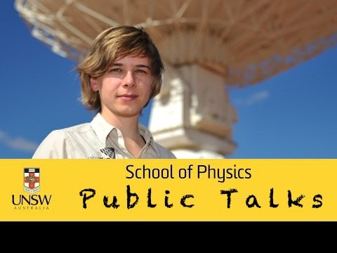 Dr Lisa Harvey-Smith | Square Kilometre Array - From Black Holes to Dark Matter