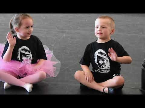 Ballet & Jazz & Tumbling Pre-K & K