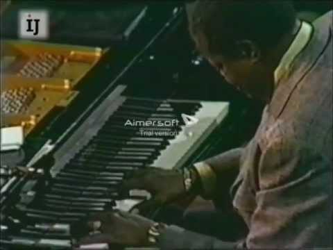 Oscar Peterson and Count Basie Live 1974