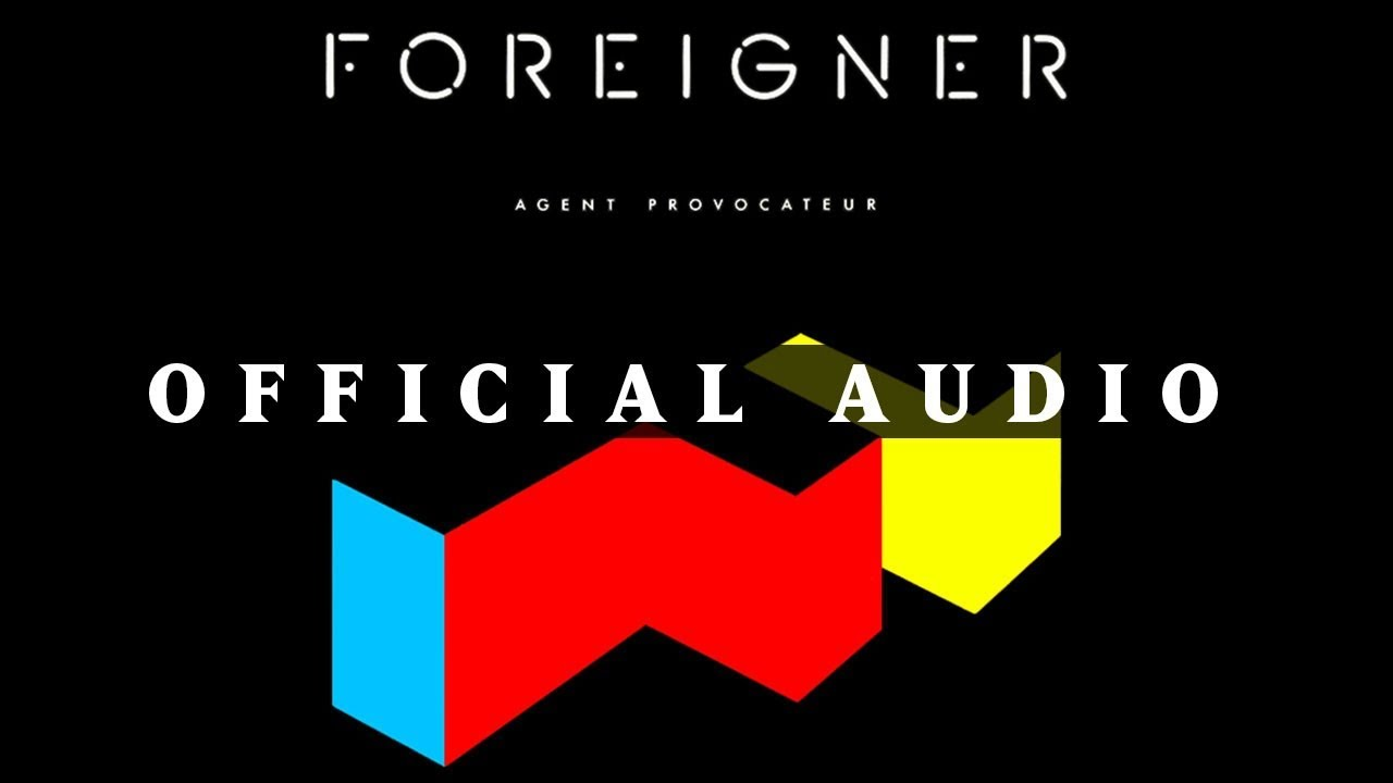 Foreigner - I Want To Know What Love Is (Official Audio)