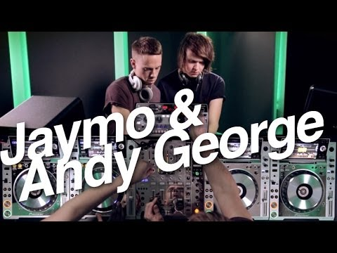Jaymo & Andy George - DJsounds Show 2014