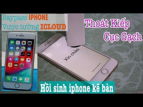 cách hack active iphone 4 bị dính icloud - Baypass icloud thủ thuật hồi sinh iphone cục gạch chỉ trong 1 phút
