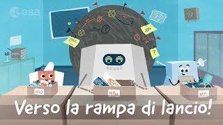 Le avventure epiche di BepiColombo | Parte 1: Verso la rampa di lancio!