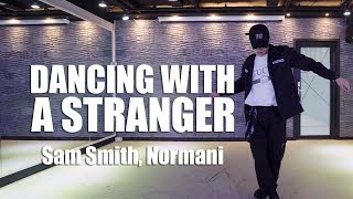 Sam Smith Normani Dancing With A Stranger JongHo Park choreography.mp3
