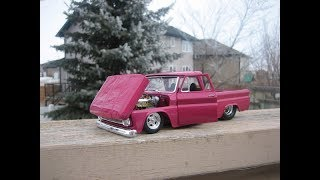 1/25 Chevy Fleetside