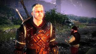 The Witcher 2 Haircuts DLC