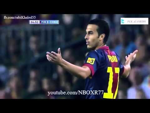 مباراة برشلونة vs ريال مدريد تعليق يوسف سيف07-10-2012-HD