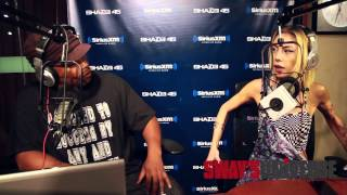 Lil Debbie on Thizzin' and Taking Constructive Criticism on Sway in the Morning thumbnail