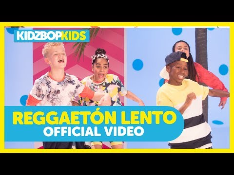 KIDZ BOP Kids - Reggaetón Lento (Official Music Video) [KIDZ BOP Summer '18]