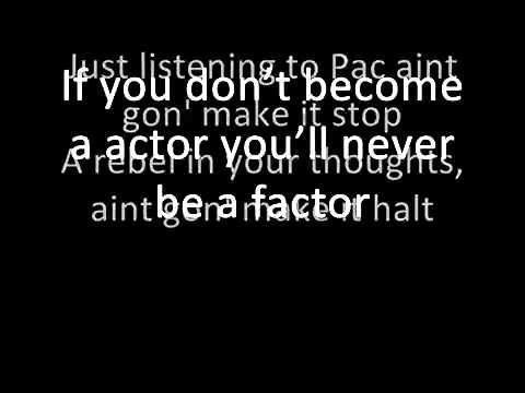 Lupe Fiasco - Words I never said Ft. Skylar Grey Lyrics