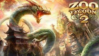 Zoo Tycoon 2: Chinese Dragon Exhibit Speed Build