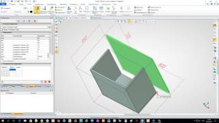 T-Flex дизайн мебели. Создание сборки Урок - 11