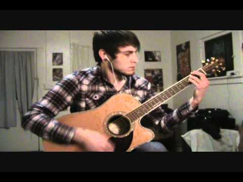Times Of Grace - The Forgotten One (acoustic guitar cover)