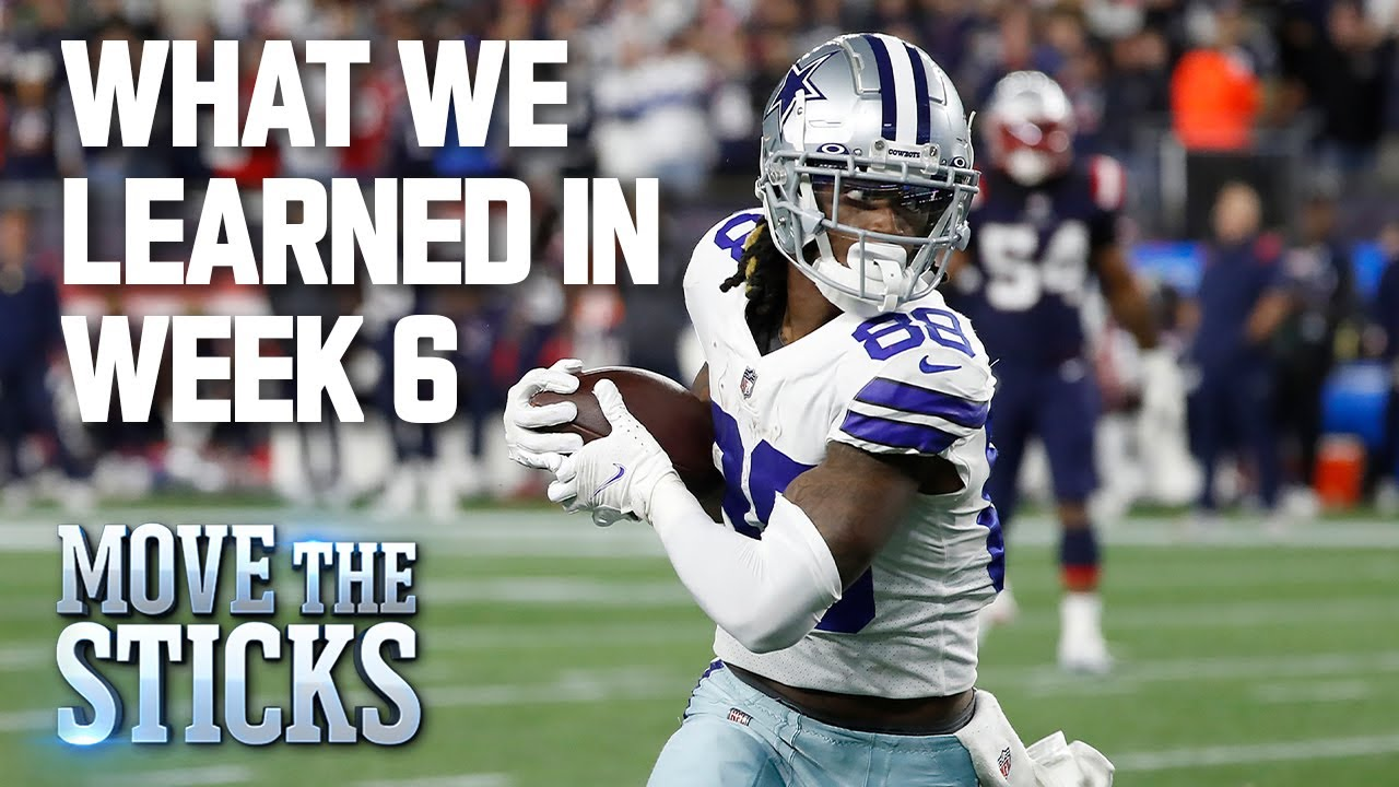 Download What We Learned In Week 6 | Move the Sticks