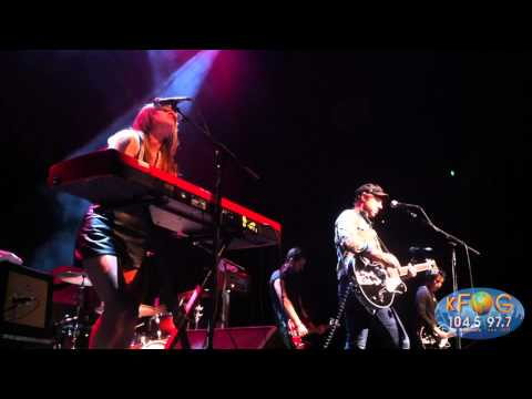 Airborne Toxic Event - Sometime Around Midnight (Live from KFOG Radio Concert for Kids 2011)