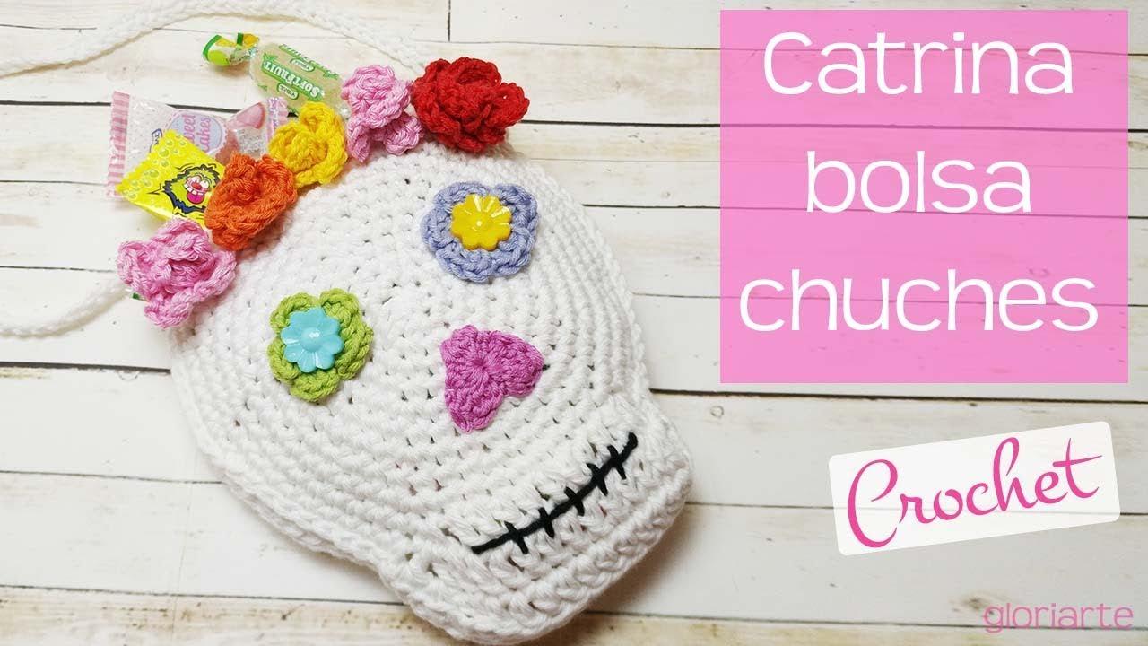 Catrina para halloween, decoración o dulcero. Catrina to decorate in ...