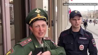 «Меня обманул Путин». Одиночный пикет майора вотставке