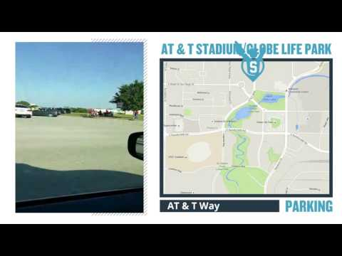 Parking Tips for AT&T Stadium and Globe Life Park in Dallas