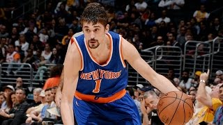 Alexey Shved PHI, HOU & NYK 2015 Season Highlights