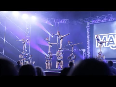 The MAJORS 2018 Cheerleading Competition LIVE