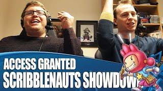 Access Granted - Onesie Showdown in Scribblenauts