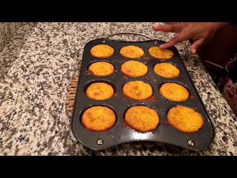How to make moist corn muffins with jiffy mix